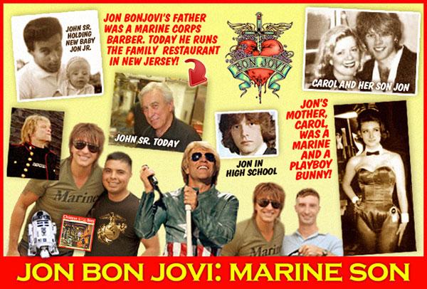Jon Bon Jovi: Marine Son | Leatherneck.com